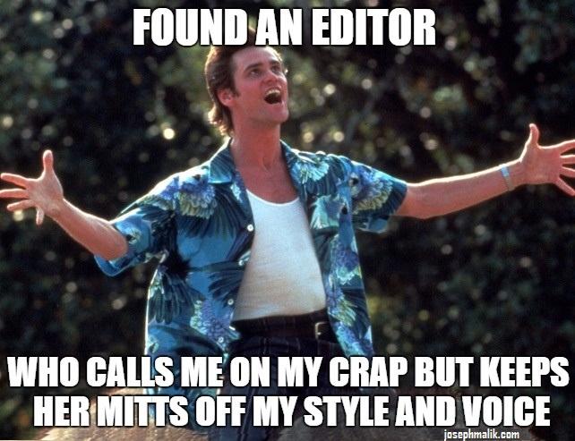 Editor Meme