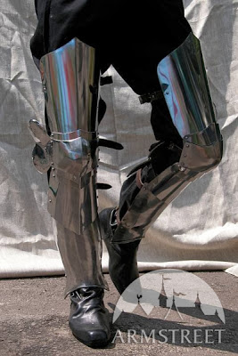 medieval-leg-legs-armor-with-front-greaves-armor-1