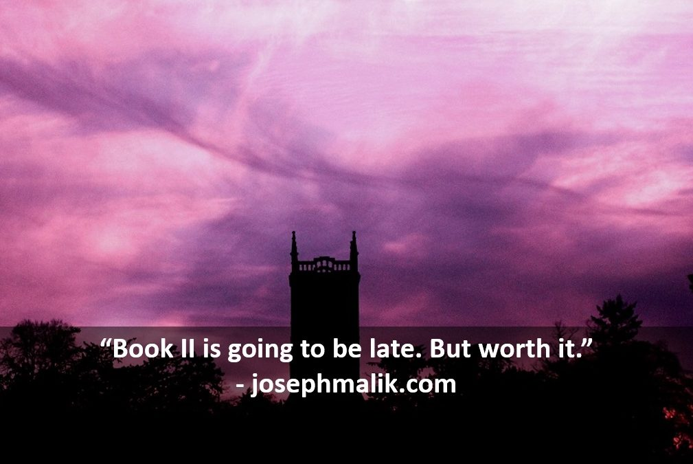 Book II – The New Magic