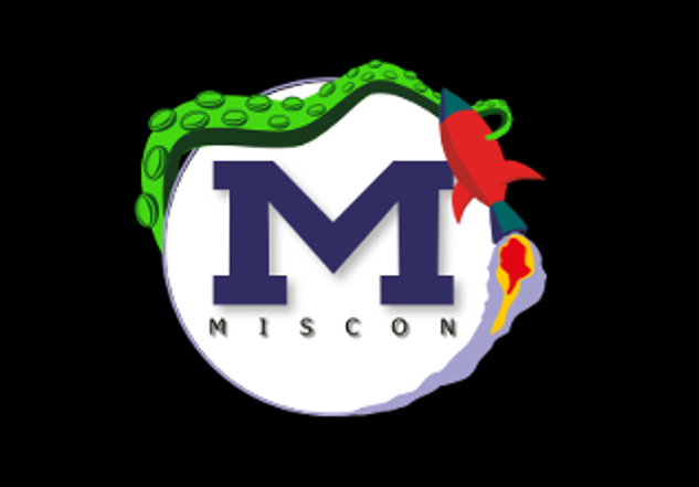 My Schedule for MisCon 32, May 25-28