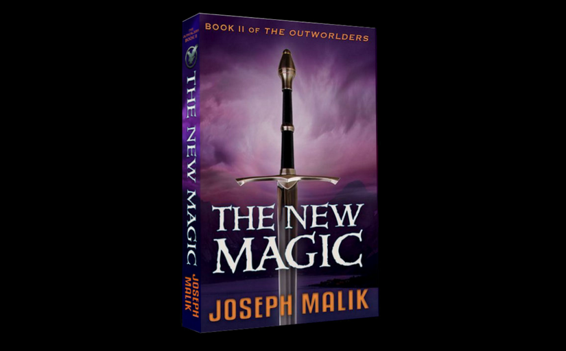 The New Magic: Cover Reveal
