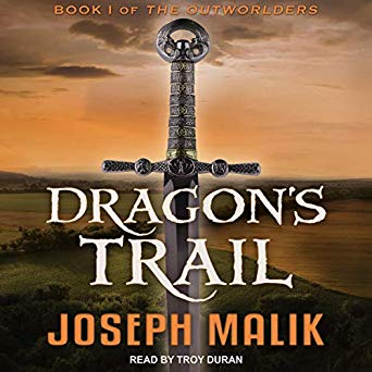 Dragon's Trail (Audiobook)
