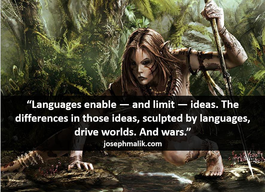 Fair Folk, Greek Literature, and the Plight of the Modern Cunning Linguist